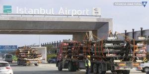 Havalimanına taşınma nedeniyle kapatılan yollar açıldı