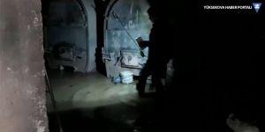 Yüksekova'da kanalizasyon hatları tıkandı, birçok binayı su bastı