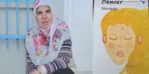 Tutuklu Diba Keskin'den şiir kitabı