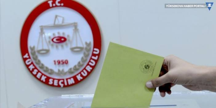 İzmir Barosu: Gerekçedeki 706 seçmen kararda yok