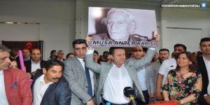 Menemen'de yeni başkan Musa Anter kapısı açtı
