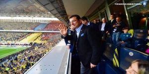 Ekrem İmamoğlu: Maça gitmeyeyim diye kulüpleri tehdit ettiler