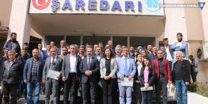 Hakkari: HDP'li Karaman mazbatasını aldı