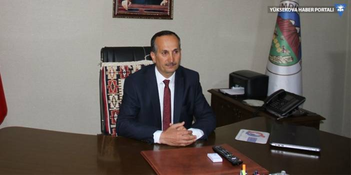 Tahir Saklı, Şemdinli Belediyesi'ni devraldı