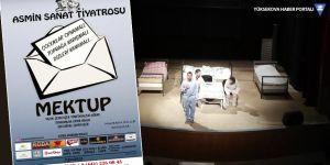 Yüksekova: 'Mektup' oyunu son kez sahne alacak