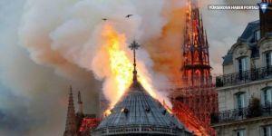 Fransız polisi Notre Dame yangınının nedenini açıkladı