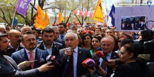 CHP'den 81 ilde protesto eylemi