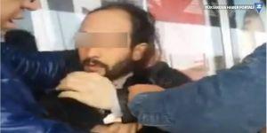 Metrobüste cinsel saldırı