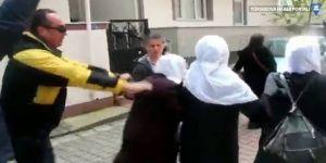 Barodan annelere şiddete suç duyurusu