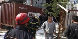 Bursa'da atölyede patlama: 4'ü ağır 5 yaralı