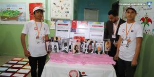 Cizre'de Bilim Fuarı açıldı