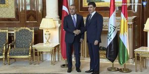 Çavuşoğlu, Neçirvan Barzani'yi tebrik etti
