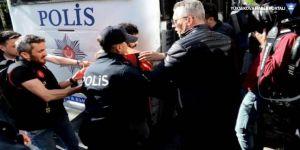 Taksim'e yürümek isteyen 17 kişi gözaltına alındı