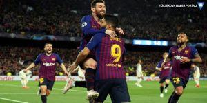 Barcelona Liverpool'u dağıttı: 3-0