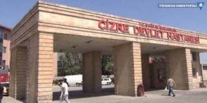 Cizre'de bir kişi başından vurulmuş halde bulundu