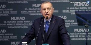 Erdoğan: İstanbul seçiminde açık şaibe var