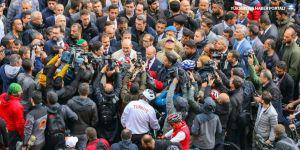 İçişleri Bakanı Süleyman Soylu Çukurca'da