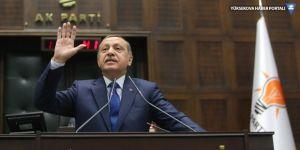 Erdoğan: Haklarımı düzeltmenin peşindeyiz