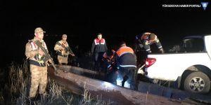 Van'da kaçak avcılara gece baskını