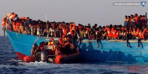 Tunus açıklarında göçmen teknesi battı: En az 50 kişi öldü