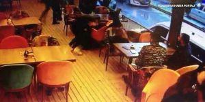 Konya'da kafeye silahlı saldırı