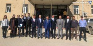 YÜTSO: Yüksekova Gümrük Müdürlüğü A kategorisine geçti