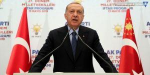 Erdoğan'dan Dengir Mir Mehmet Fırat için taziye mesajı