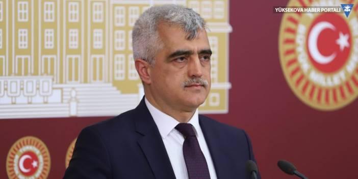 HDP'li Gergerlioğlu: Genel af gündeme gelmeli
