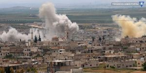 İdlib'e hava saldırıları: 18 ölü