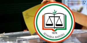 İstanbul Barosu'ndan Sandığa Sahip Çık çağrısı