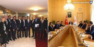 Bölge Baroları: Meclis Başkanı Şentop'la açlık grevlerini görüştük