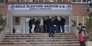 MARSU'nun elektriği yine kesildi, Mardin'e su verilmiyor