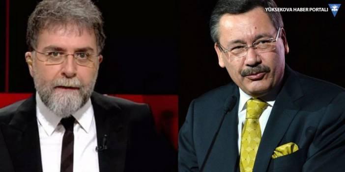 Ahmet Hakan: Melih Gökçek, kripto bir Ekrem İmamoğlu'cu olabilir