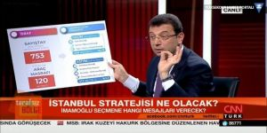 Emin Çapa'dan İmamoğlu iddiası