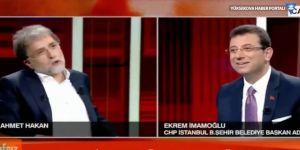 CNN Türk'ten İmamoğlu açıklaması