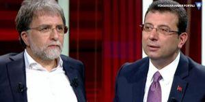 Ahmet Hakan'dan İmamoğlu'na: Teessüf ediyorum kendisine