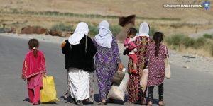 Fransa 28 Ezidi kadını ülkeye kabul etti