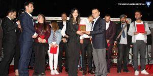 Şemdinli'de okullararası ses yarışması
