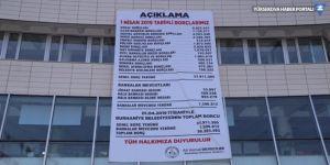 Belediyeler borç batağıyla devredilmiş