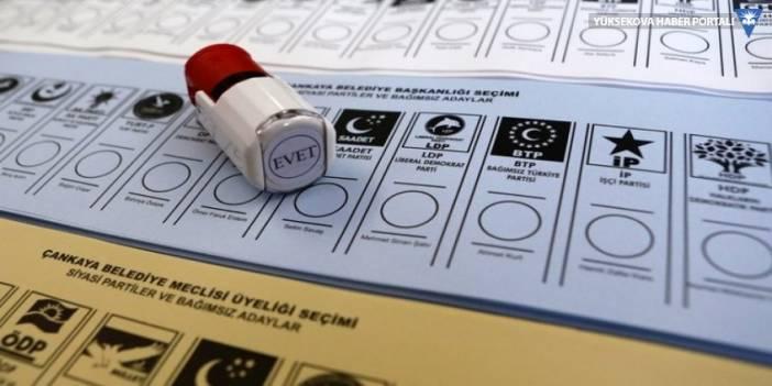 CHP, YSK'ye başvurdu: Mühür rengi değişsin