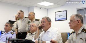 Milli Savunma Bakanlığı: Hakurk'a operasyon başlatıldı