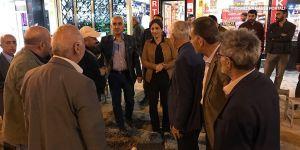 Yüksekova: Eş Başkanlar gece gündüz halkın arasında