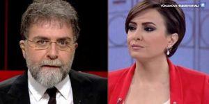 Didem Arslan'dan Ahmet Hakan'a yanıt: Bir sakıncası mı var?