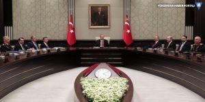 MGK: Doğu Akdeniz'de oldubittilere izin vermeyeceğiz