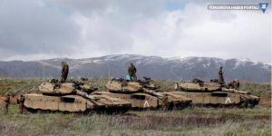 İsrail ordusundan Suriye'ye hava saldırısı