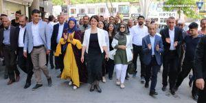 Hakkari'de konuşan Buldan: İstanbul'a çıkarma yapacağız