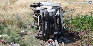 Diyarbakır'da kaza: 35 tarım işçisi yaralandı