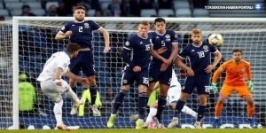EURO 2020 elemelerinde gecenin sonuçları