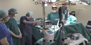 Malatya'da 5 hastaya eş zamanlı karaciğer nakli