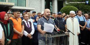 İBB çalışanlarından İmamoğlu aleyhine eylem